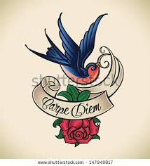 swallow tattoo stock images royalty free images u0026 vectors