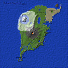 Easter Island Map The Forgotten Island V Survival Map Minecraft Project