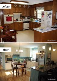 22 kitchen makeover before afters kitchen remodeling ideas pretty before and after kitchen makeovers