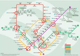 Singapore Botanic Gardens Mrt by Free Wifi At 3 Mrt Stations From Aug 22 2 Of Which Has New