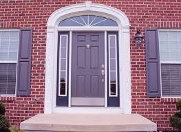 front door colors red paint color with dark brick best dark red