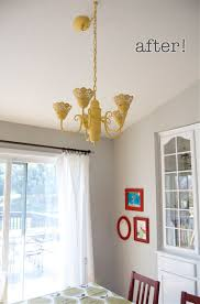 who doesn u0027t love a good chandelier makeover matsutake