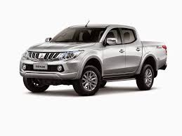 mitsubishi pickup 2005 updated 2015 mitsubishi strada unveiled philippine car news