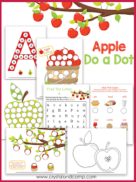 awesome collection of apple worksheets preschool with additional