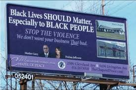 funeral homes in columbus ohio i am burying a lot of black funeral home billboard calls for