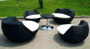Outdoor Wicker Patio Furniture Sets Patio Furniture Outdoor Chairs Outdoor Black Wicker