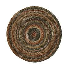 Round Red Rug 6 Foot Round Area Rugs Roselawnlutheran