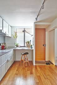 10 compact kitchen designs for very small spaces digsdigs 10 small space open concept kitchen designs home decor singapore