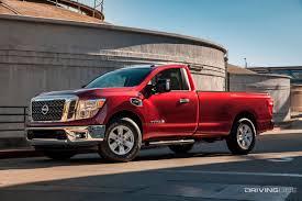 nissan titan hood scoop 2017 pickup truck buyer u0027s guide drivingline