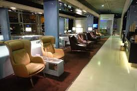 Lounge Review Saudia Business Class Lounge Riyadh Airport One Mile At