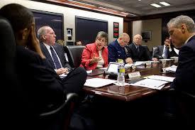 Barack Obama Cabinet Members Focusing On The Spill Whitehouse Gov