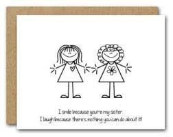 funny friend card funny friendship card instant download
