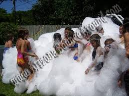 party rentals az foam machine rental foam party rent a foam machine az