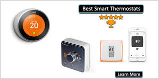 best smart products best smart thermostat uk 2018 best rated products you can