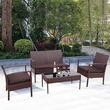 cushionless patio furniture mopeppers 5780fbfb8dc4