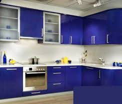 interior kitchen colors noble blue color shades for rich interior design and decor blue