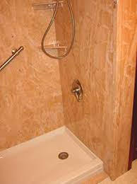 Tiled Wall Boards Bathrooms - diy shower u0026 tub wall panels u0026 kits innovate building solutions