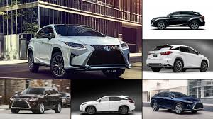 lexus rx 350 generations lexus rx all years and modifications with reviews msrp ratings