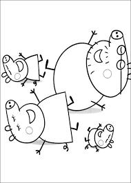 kids fun coloring peppa pig peppa pig coloring pages