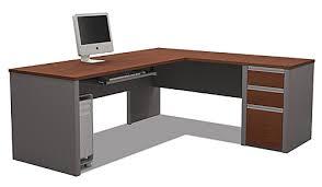 V Shaped Desk Connexion L Shaped Desk Bestar Complete Selection Matching