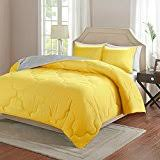 Yellow Patterned Duvet Cover Amazon Com Yellow Duvets Covers U0026 Sets Bedding Home U0026 Kitchen