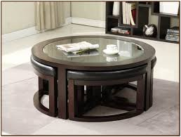 table with stools underneath coffee table with stools for your home for coffee lovers