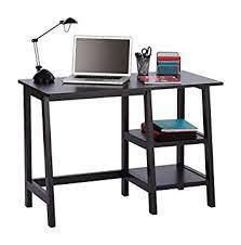 Office Desk Office Max Amazon Com Officemax Donovan Student Desk Black Omo3739
