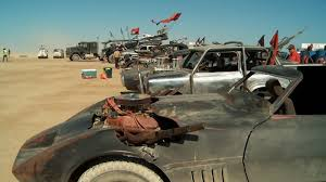 max corvette set photos from mad max fury road page 2