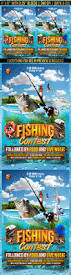 halloween party flyers templates fishing contest flyer template by gugulanul graphicriver