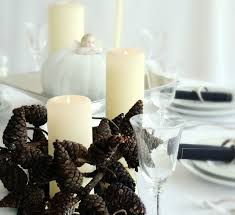 pine cone table decorations 8 easy and beautiful thanksgiving table decorations decoholic