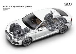 a5 audi horsepower audi a5 is third model to run on gas for europe only