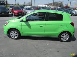 mirage mitsubishi 2014 2014 kiwi green mitsubishi mirage es 92344075 photo 4 gtcarlot