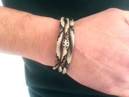 Unisex Gifts Mens Snake Bracelet For Men Bracelet Python Snake Bracelet For