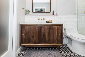 Midcentury Modern Bathroom Midcentury Modern Bathroom Before After Irwin Construction