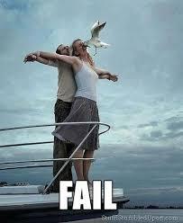 Failure Meme - facing failure hilly miller