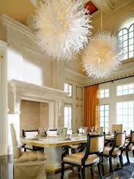 hgtv dining room lighting decorations kitchen pendant lights glass elegant light loversiq