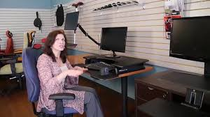Sit Stand Desk Converter by Sit Stand Desk Converter Video Dailymotion