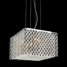 Square Chandelier Brizzo Lighting Stores 16 Rainbow Modern Square