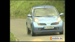 nissan micra 2007 test nissan micra typ k12 2003 2012 mobile de auto test