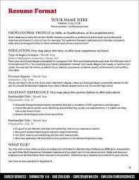 resume formatting matters why resume formatting matters more than you think