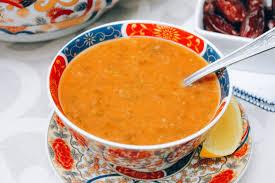 cuisine marocaine harira la recette de la soupe harira marocaine