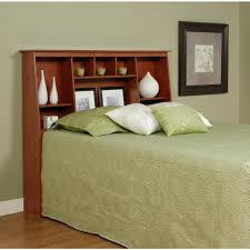 Monterey Bedroom Furniture by Prepac Monterey Cherry Full Queen Headboard Csh 6656 The Home Depot