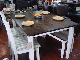 Country Kitchen Tables by Farmhouse Kitchen Table And Bench Farmhouse Kitchen Table In