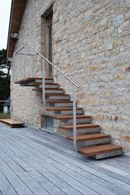 bloc marche escalier exterieur rampe escalier exterieur leroy merlin wasuk