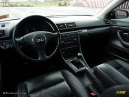 2003 audi a4 1 8 t sedan interior 2003 audi a4 1 8t quattro sedan photo 39357012