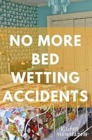 natural remedies for nighttime bedwetting in older kids