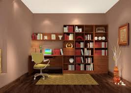 Cream Wood Bookcase Decoration Ideas Perfect Interior Design Ideas With Cream Furry