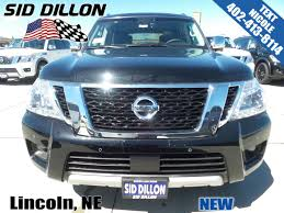 nissan armada wireless headphones new 2017 nissan armada platinum suv in lincoln 4n171048 sid