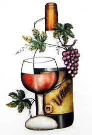 Wine Glass Wall Decor Wall Art Design Ideas Grape Metal Wine Bottle Wall Art Theme