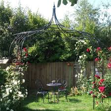 gothic garden arch traditional gloss agriframes